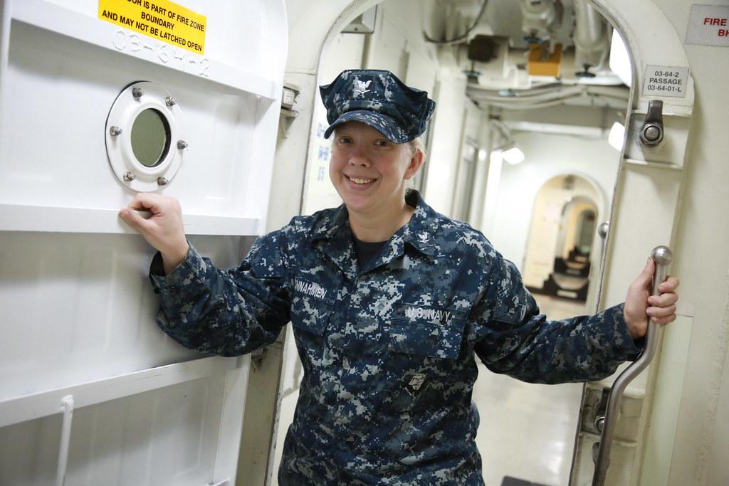navy logistics specialist