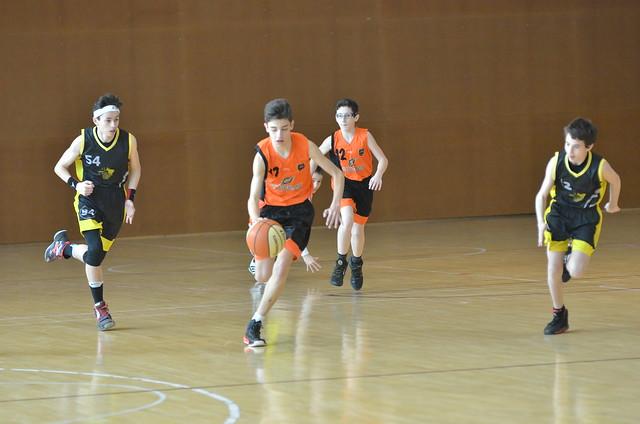 Infantil masculí & Unió bàsquet Osona Sud (18.02.17)