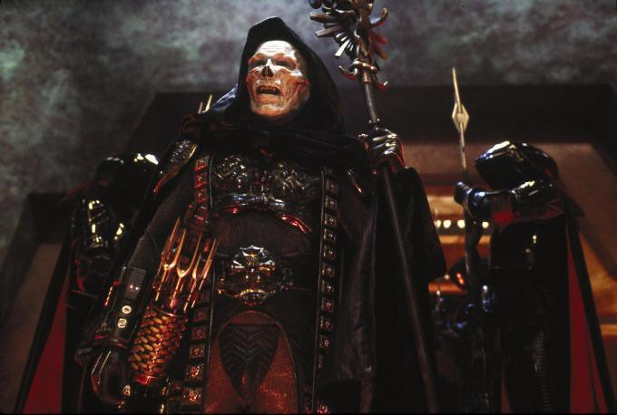 1980s Villains - Frank Langella as Skeletor in Masters of the Universe (1987)