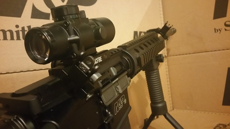 M&P15 3x30 45defree sights