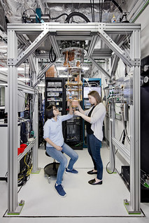 "IBM Building Quantum Computers for Business and Science - ""IBM Q"""