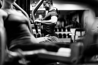 Working out | by ReactFitness