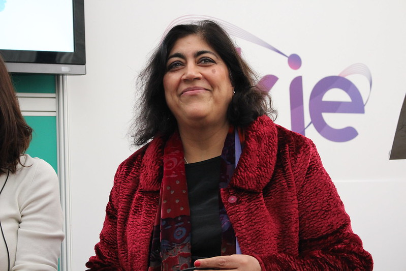 Gurinder Chadha - London Book Fair 2017