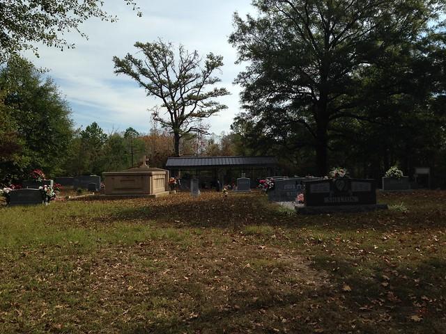 Sivley Cemetery, Lawrence County AL