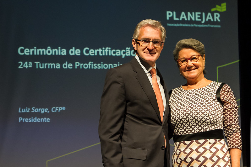 Cerimônia de Certificação da 24ª Turma de Profissionais CFP - São Paulo