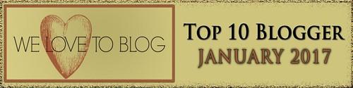 top blogger January2017