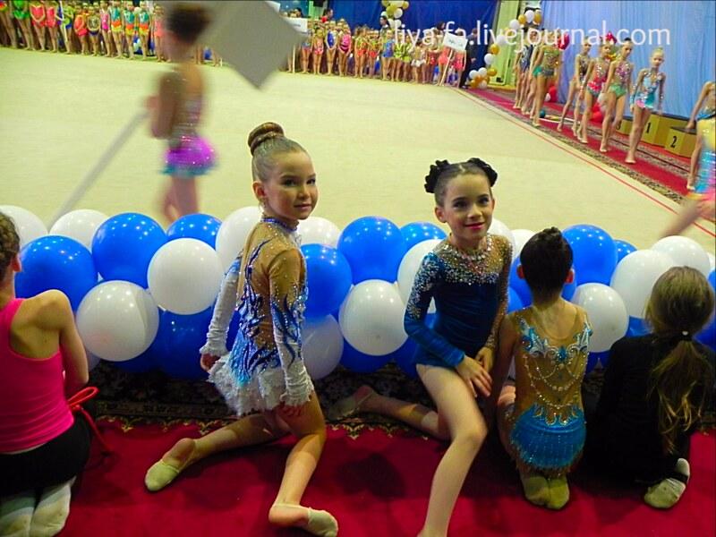Весенняя грация - московский турнир 11 марта 2017 года Сагдеева Эмилия 2