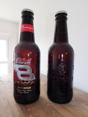 Case Budweiser beer bottles | by thornhill3