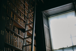 Trinity College Library, The Long Hall | by Beth Kirby | {local milk}
