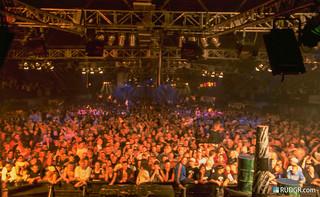 Megarave Energiehallen Rotterdam