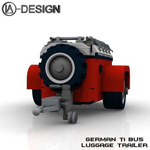 lego t1 bus vw anh nger 10220 3 the custom camper. Black Bedroom Furniture Sets. Home Design Ideas