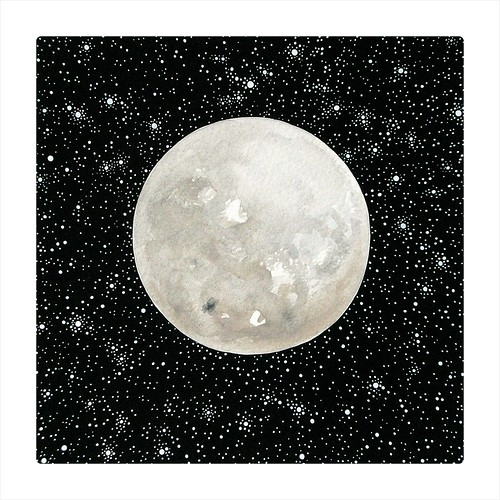 Moon 10 | by Natasha Newton Art