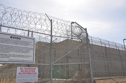 Otay Detention Centre