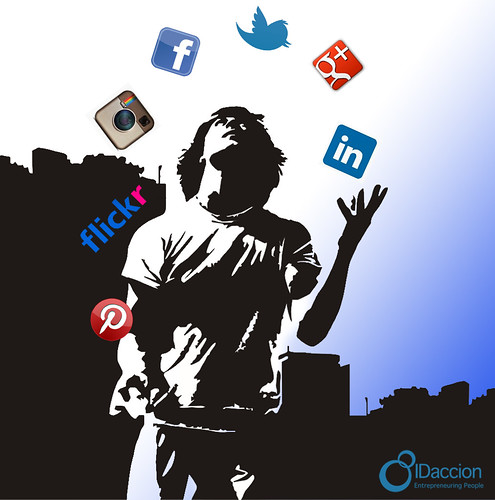 redes sociales | by IDaccion
