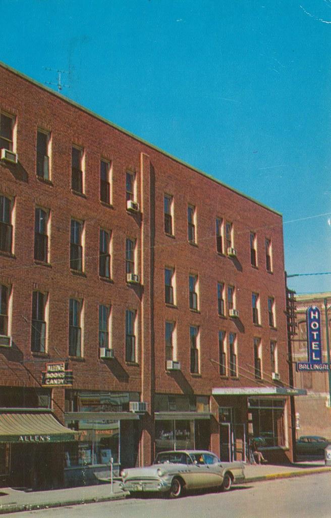 Hotel Balingall - Ottumwa, Iowa