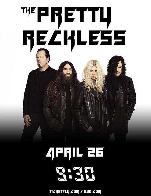 ThePrettyReckless_Flyer