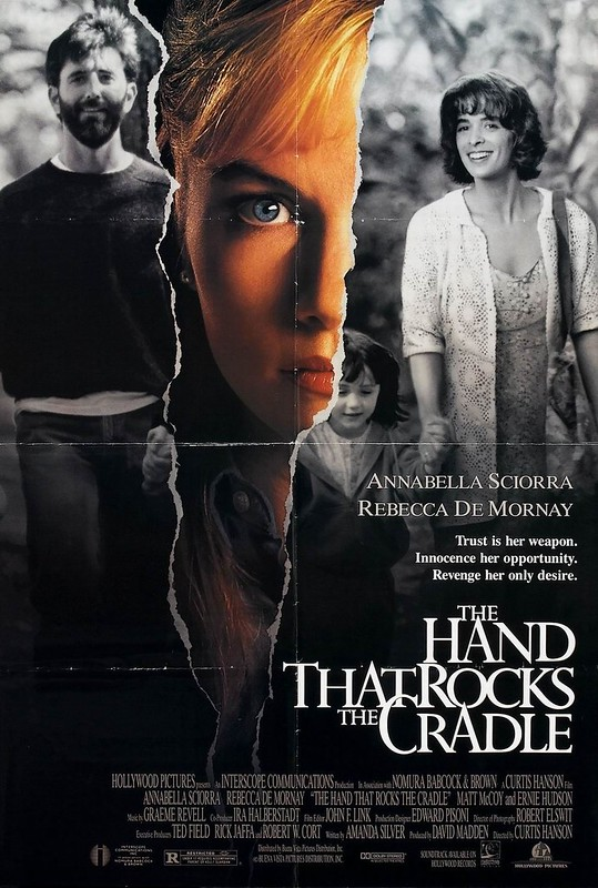 The Hand That Rocks the Cradle - Poster 3