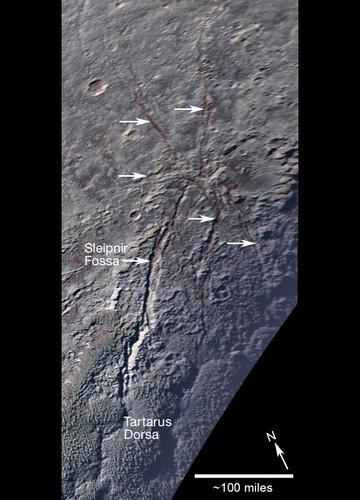 Life-on-Pluto