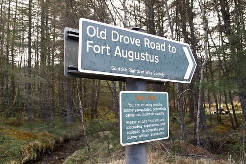 Old Drove Road to Fort Augustus | by Nick Bramhall