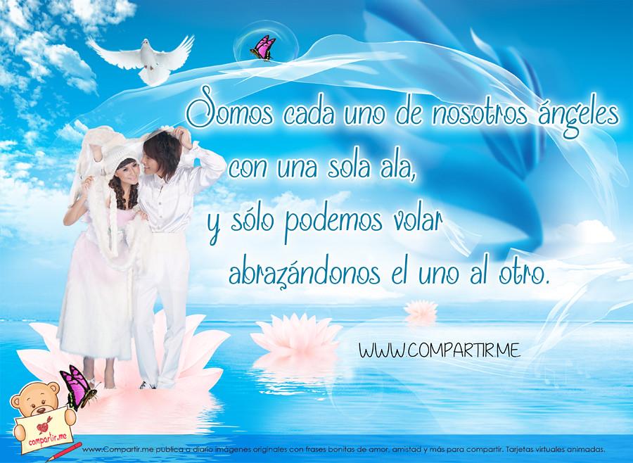 Frases De Amor Frases Bonitas Con Imagenes De Parejas Ena Flickr