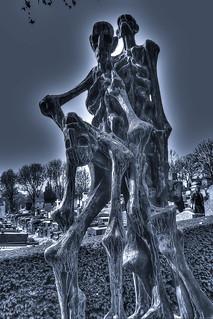 De 1945 à 1950 - Mémorial de Buchenwald