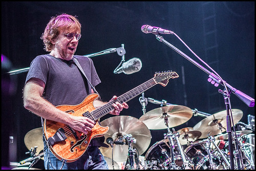Phish | by Nick Irving