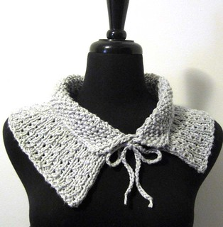 Right as Rain Collar | by actsofknittery