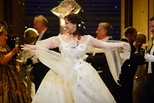 Diana Damrau as Violetta Valery in La traviata, The Royal Opera © ROH / Catherine Ashmore 2014 | by Royal Opera House Covent Garden