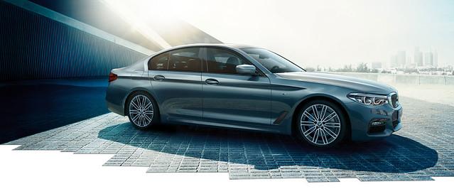 BMW Série 5 2017 2