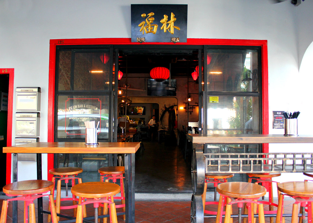 Fu Lin Bar & Kitchen