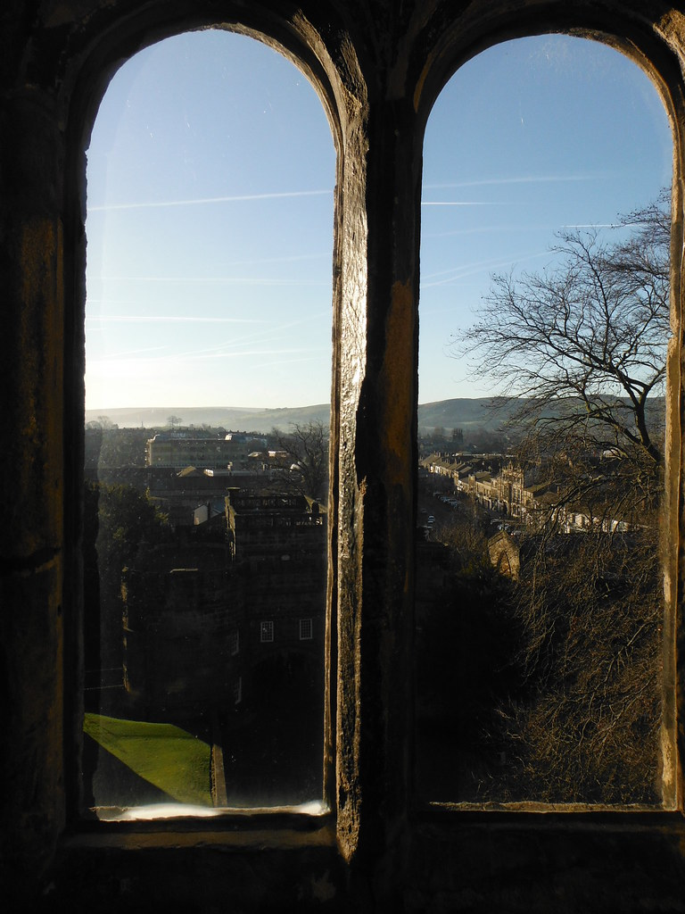 Inside Skipton Castle 4