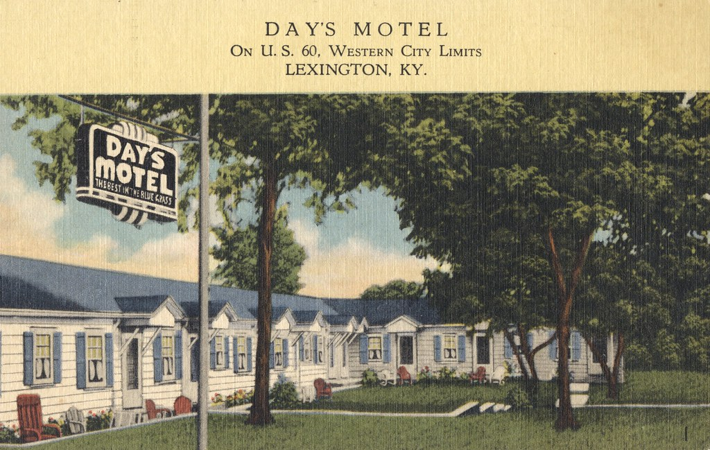 Day's Motel - Lexington, Kentucky