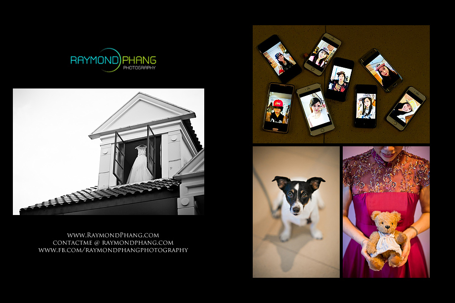 Singapore Wedding Photography by Raymond Phang