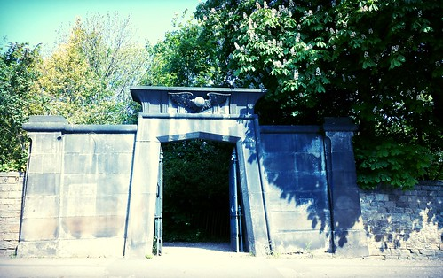 General Cemetery Grand entranceway | by :: Wendy ::