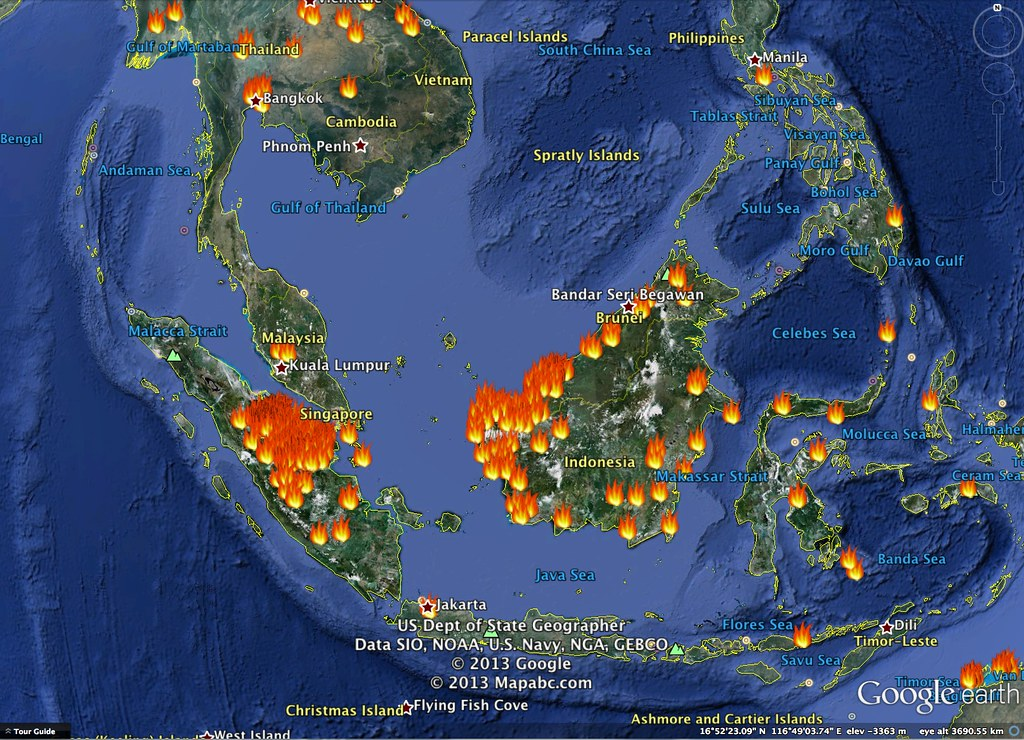 South east asia active fire areas in google earth last 48 flickr south east asia active fire areas in google earth last 48 hrs 20130617 gumiabroncs Image collections