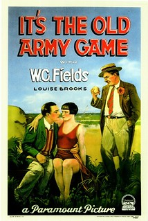 wc fields old army game poster | by buhrayin