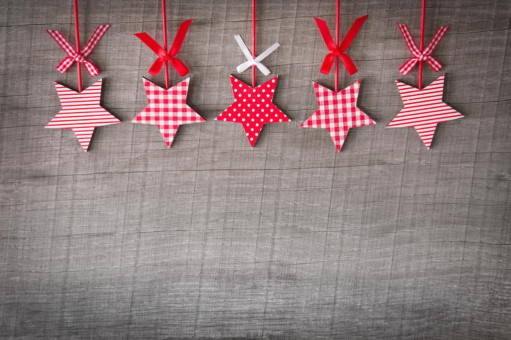 Weihnachtlicher Hintergrund | Der Teller Gastronomics | Flickr