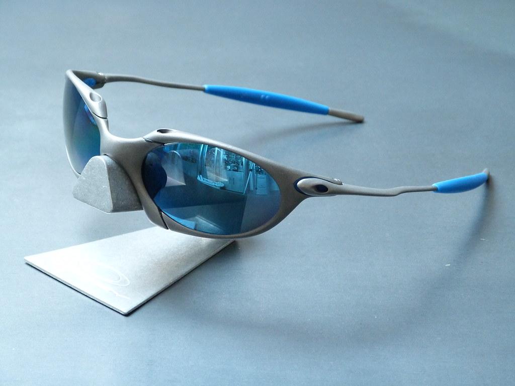... Oakley Romeo® 1.0 X-Metal w Ice Iridium Polarized    by yodu180 c0fb76b98b