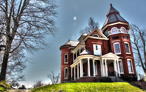 Highland This Grand Home In Owensboro Kentucky Joined