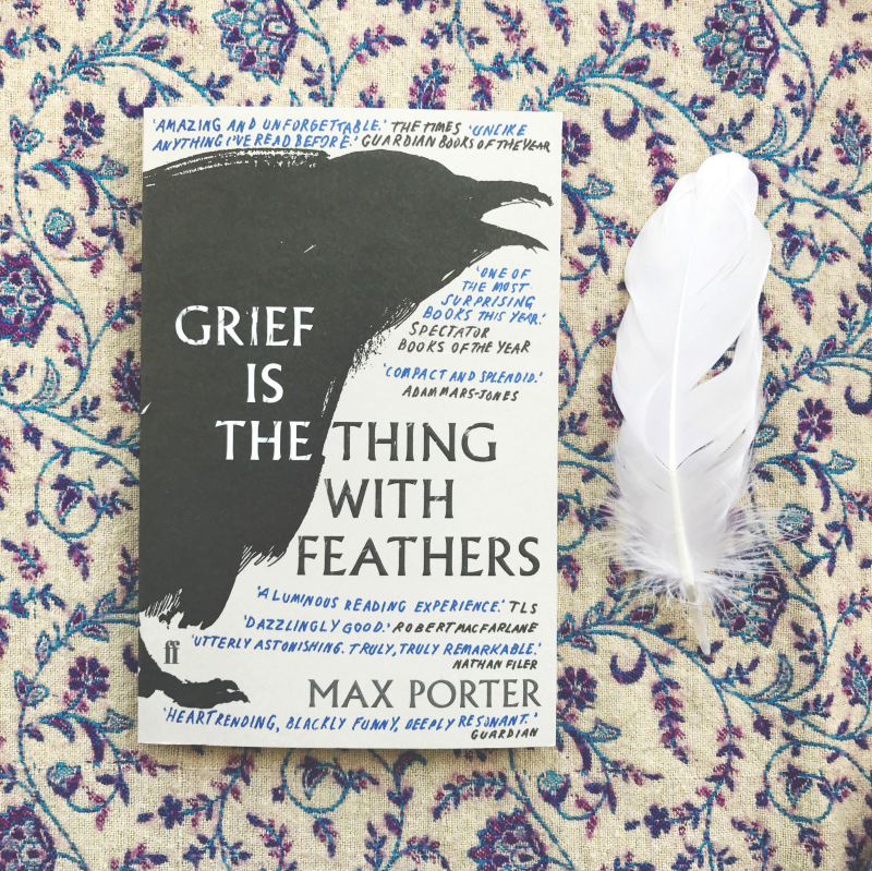 grief is the thing with feathers review blog vivatramp