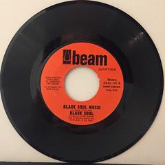 BLACK SOUL:BLACK SOUL MUSIC(RECORD SIDE-B)
