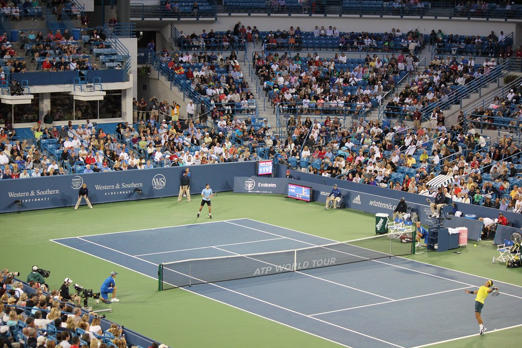 2013 Cincy Tennis