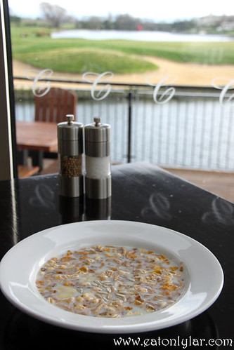 Cereal with Milk, The Lakes Restaurant, Peppers Clearwater Resort | by Eat Only Lar!