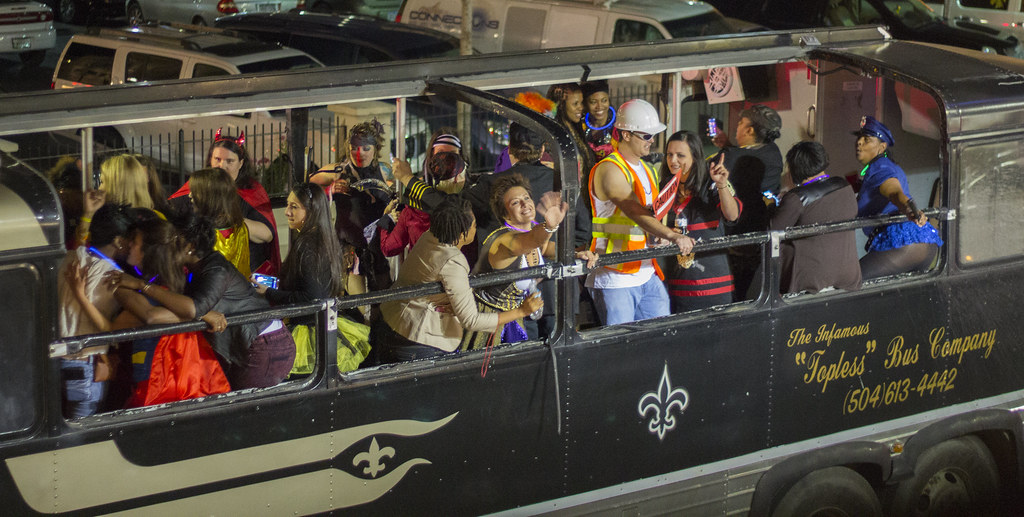 cmaphotoshootout halloween party on a topless bus in new orleans by cmaphotoshootout - New Orleans Halloween Parties