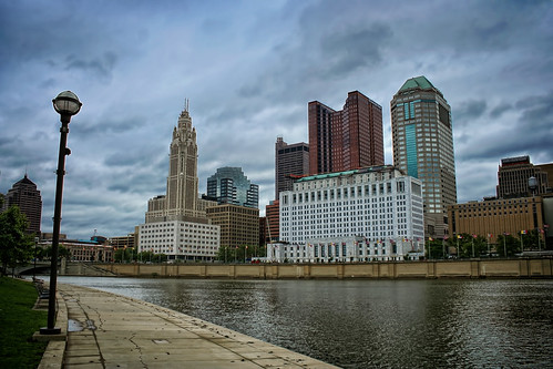 Downtown Columbus, Ohio | by Joey Lax-Salinas Photography