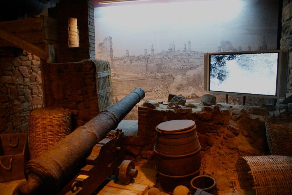 Reconstitution d'un autre conflit peut être le siège de Barcelone en 1715.