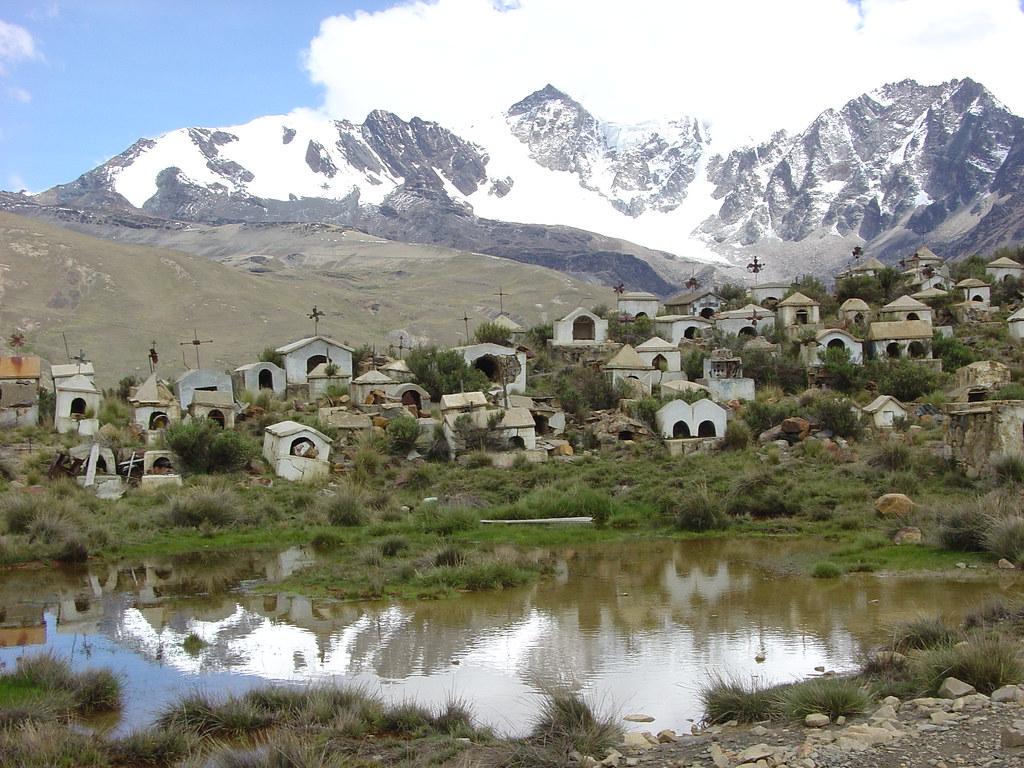 Vagamundos 2004. Bolivia. Huayna Potosí