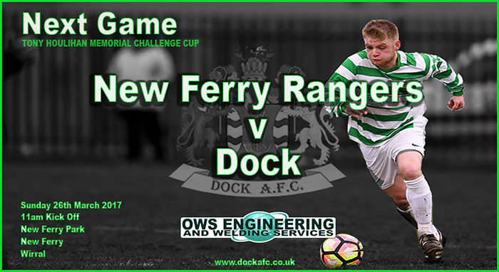 Rock Ferry v Dock 13th March 2016