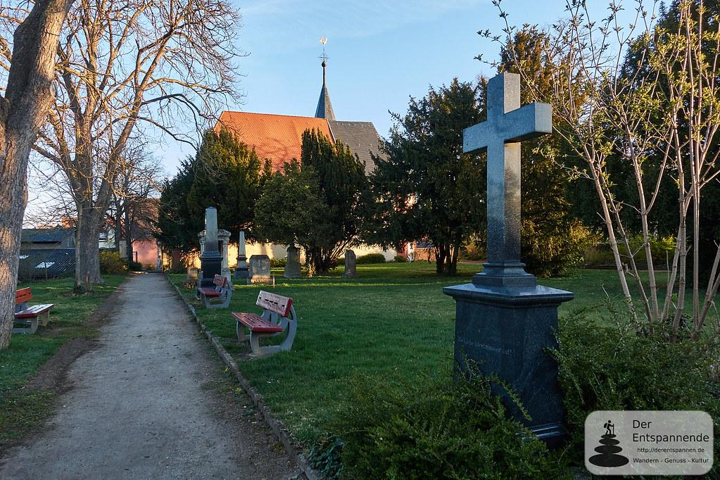 Evangelischer Friedhof Selzen