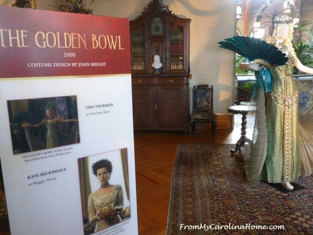 Dressed Drama Golden Bowl 1